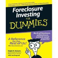【预订】Foreclosure Investing For Dummies