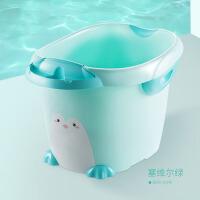 婴儿洗澡桶宝宝泡澡沐浴盆 儿童浴桶洗澡盆保温大号厚可坐