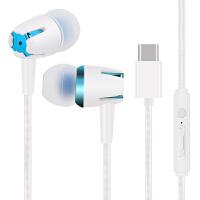 乐视耳机type-c手机入耳式乐2 pro3 max2坚果小米6耳塞