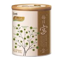 每日宫 韩国原装进口婴儿奶粉2段宝宝配方罐装儿童牛奶粉正品800g