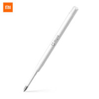 官方原装 小米米家金属签字笔芯0.5mm旋转出笔办公商务记事笔替换笔芯黑色考试专用碳素笔水笔芯米家签字笔芯