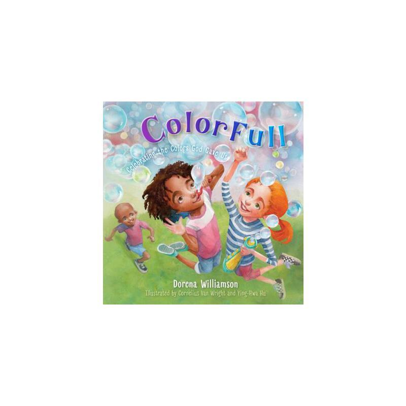 【预订】Colorfull: Celebrating the Colors God Gave Us 预订商品,需要1-3个月发货,非质量问题不接受退换货。
