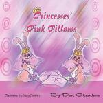 【预订】Princesses Pink Pillows