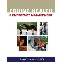 【预订】Equine Health and Emergency Management