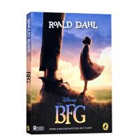 【全店300减100】英文原版The BFG Movie Tie-In Roald Dahl 好心眼儿绿巨人 罗尔德达尔