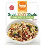 【预订】Food Network Magazine Great Easy Meals: 250 Fun