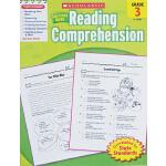 【满99减30】【三年级阅读】学乐成功系列 Scholastic Success With Reading Compr