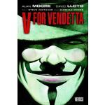 【预订】V for Vendetta New (New Edition TPB)