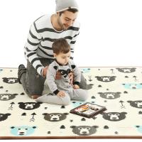 宝宝爬行垫厚婴儿儿童泡沫地垫垫子游戏垫爬爬垫室内