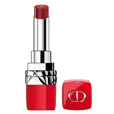 迪奥(Dior)烈艳蓝金挚红唇膏-红管851# 优雅与奢华完美呈现