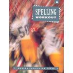 【预订】Spelling Workout: Level E