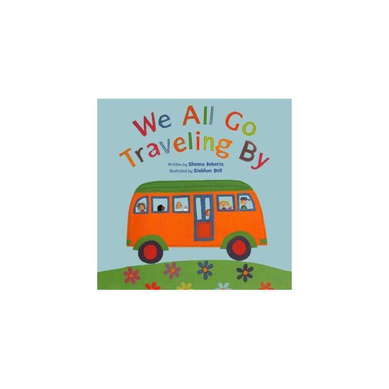 【预订】We All Go Traveling by 美国库房发货,通常付款后3-5周到货!