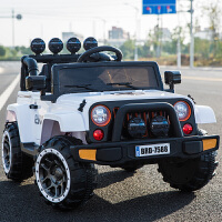 新款四轮儿童电动车可坐人遥控汽车小孩宝宝摇摆玩具童车炫酷儿童自驾越野电瓶车