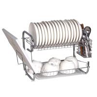 【当当自营】不锈钢碗碟架