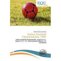 【预订】Italian Football Championship 1905