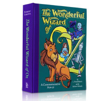 【全场300减100】现货正版 英文原版 The Wonderful Wizard Of Oz 绿野仙踪 立体书 原装进