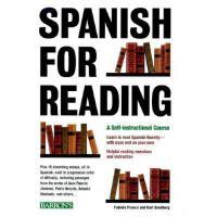 【预订】Spanish for Reading: A Self-Instructional Course