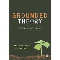 【预订】Grounded Theory: A Practical Guide