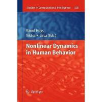 【预订】Nonlinear Dynamics in Human Behavior