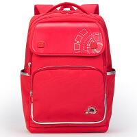 卡拉羊韩版校园初中生书包208新款背包中学生 初中生书包男女双肩包CX5973