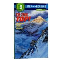 登山 兰登step into reading 5阶英文原版 To the Top!