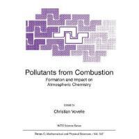 【预订】Pollutants from Combustion Formation and Impact on