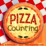 【预订】The Pizza Counting Book