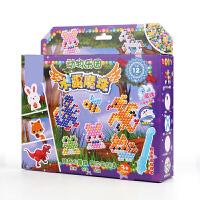 水雾神奇魔法魔珠彩盒套装男孩女孩手工制作水露儿童diy玩具