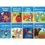 (198减40)【一阶段8册】Oxford Dolphin Readers Level 1 牛津分级阅读读物 英文原版