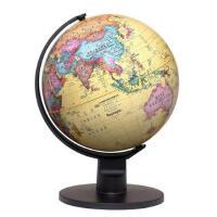 【二手旧书9成新】15cm中英文政区仿古地球仪-北京博目地图制品有限公司-9787503033056 测绘出版社