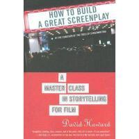 【预订】How to Build a Great Screenplay: A Master Class in