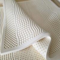 泰乳�z床�|1.8m1.5米微瑕橡�z床�|5cm10cm