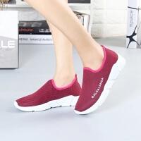 夏季新款老北京布鞋女鞋加绒孕妇平底休闲鞋舒适妈妈鞋