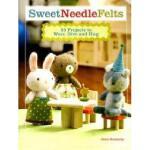 【预订】Sweet Needle Felts: 25 Projects to Wear, Give and