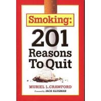 【预订】Smoking: 201 Reasons to Quit