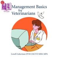 【中商海外直订】Management Basics for Veterinarians