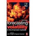 【预订】Forecasting Volatility in the Financial Markets