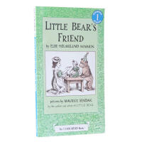 英文原版I Can Read, Level 1 Little Bear's Friend 小熊的朋友 I Can Re