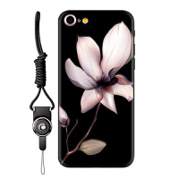 iPhone6手机壳女款苹果7plus套全包文艺软6s硅胶个性创意8⑦/⑧