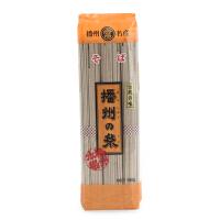 日本进口播州之丝丸常荞麦面宝宝面条婴儿童营养面辅食挂面条180g
