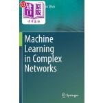 【中商海外直订】Machine Learning in Complex Networks