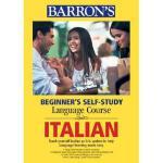【预订】Beginner's Self-Study Language Course Italian [With