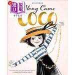 【中商海外直订】Along Came Coco: A Story about Coco Chanel
