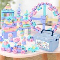 积木拼装玩具 两三周宝宝益智力拼图2-3-4-5-6岁半儿童男女孩礼物