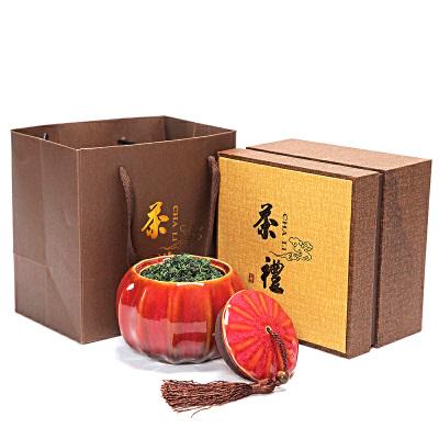 铁观音茶叶礼盒装新茶散装春节过年年货*佳品