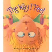 【预订】The Way I Feel Board Book