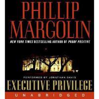 【预订】Executive Privilege Y9780061555831