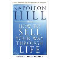 【预订】How To Sell Your Way Through Life