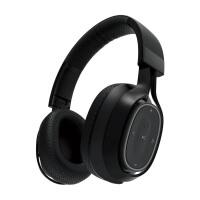 【当当自营】MEXSON NS60 黑色 头戴式蓝牙无线 高保真HIFI 音乐耳机 无线有线二合一