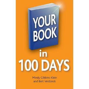 【预订】Your Book in 100 Days 美国库房发货,通常付款后3-5周到货!